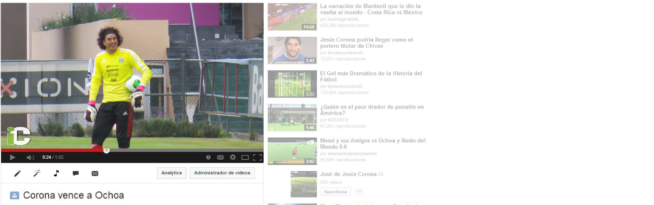 video para tu sitio <br />y live streaming